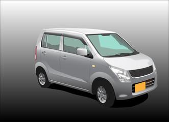 Mini Carro Japonês