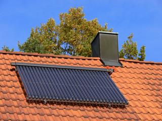Solar Röhrenkollektor 3