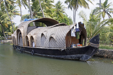 Converted Rice Barge