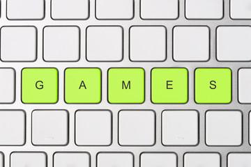 Keyboard - Games