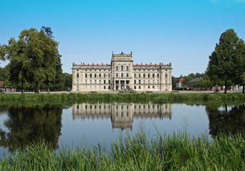 Barockschloss Ludwigslust in Mecklenburg-Vorpommern