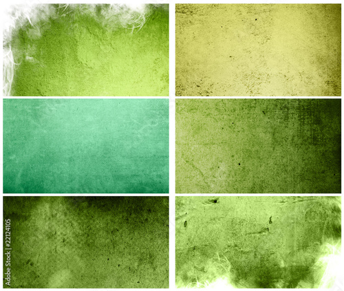 background in grunge style - containing different textures.