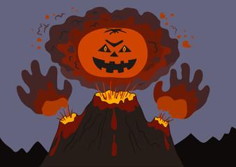 Malicious volcano