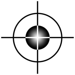 Sniper target scope