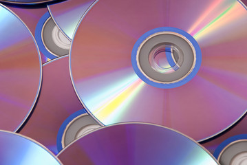 Scattered CD/DVD