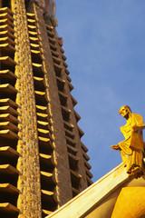 Sagrada Familia - Gaudi - Barcelona - Architecture
