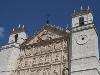 Iglesia de San Pablo en Valladolid