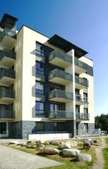 The modern living houses