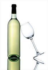 Wein und Weinglas