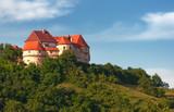 Veliki Tabor - Croatian castle poster
