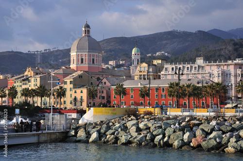 Genoa, Pegli