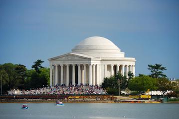 Jefferson national memorial, Washington DC