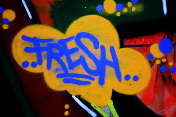 Grafitti Fresh