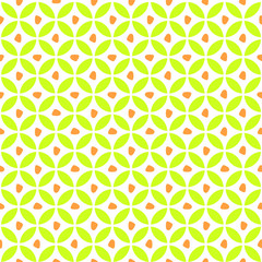 Seamless stylish tablecloth pattern.