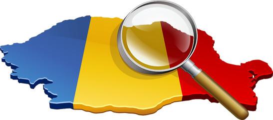 La Roumanie à la loupe (détouré)
