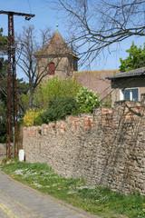 Kirche Hohenerxleben im Salzlandkreis