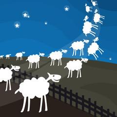 Le vol des moutons