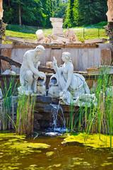 Park in Schonbrunn