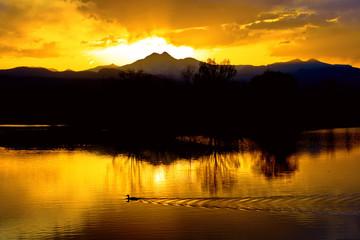 On Golden Ponds