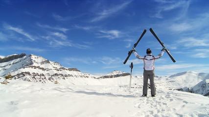 Female Skiing Success