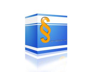Impressum AGB Box