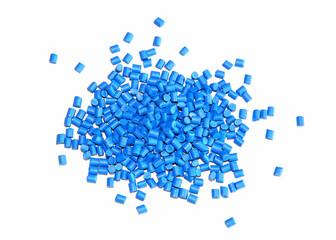 Nylon blau