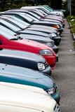 Gebrauchte Autos bei Autohändler.  Gebrauchtwagenhandel