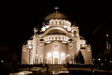 St.Sava cathedral in Belgrade