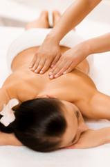 Öl-Massage