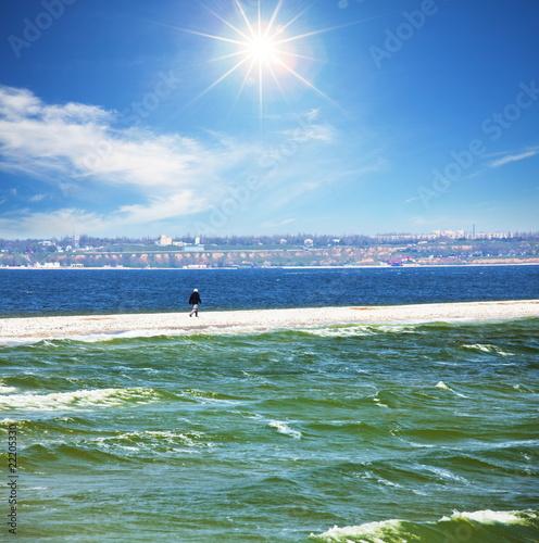 Sea beach - 22205330