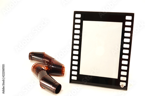 Glass photo frames with the film