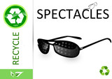 Please recycle spectacles