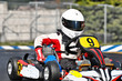 Kart in corsa