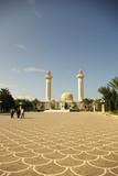 monastir mausoleum in tunisia poster