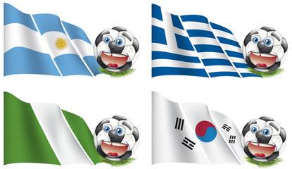 WM 2010 Gruppe B