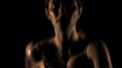 Female jogger V2 - HD