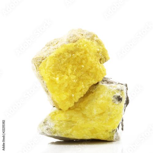 cristalli di zolfo - 22215382