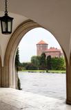 Wawel Castle poster