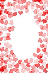 hearts frame
