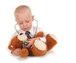 Doctor With Stethoscope and Teddy Bear as a Patient