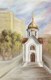 The Chapel in honour of sacred Nikolay