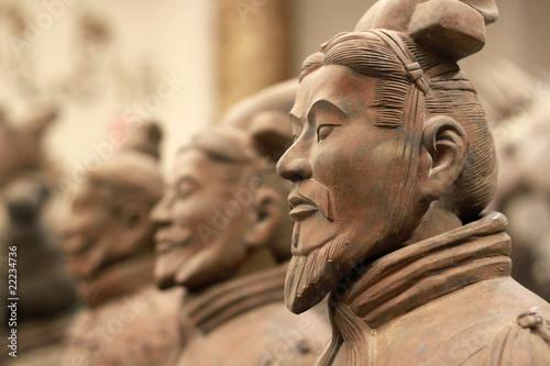 Terracotta warriors, China - 22234736