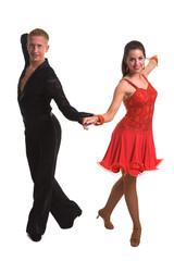 Ballroom Dancers Latin 01