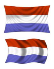Fahnen - Niederlande (01)