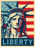 Statue of Liberty. New York landmark.