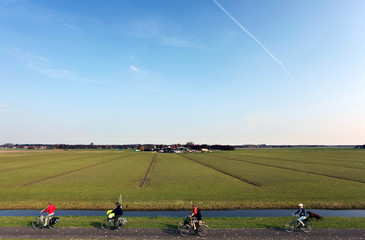 Cycling the Netherlands