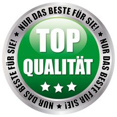 Button grün - Top Qualität - Nur das Beste für Sie!