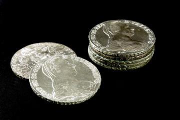 Silbermünzen-2