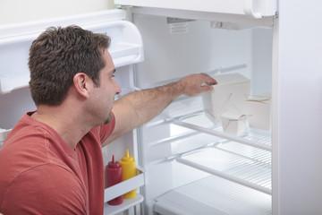 Bachelor's fridge