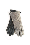 leather reptile gloves